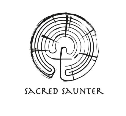 Sacred Saunter Logo